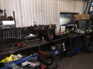 Auto dzinēju remonts