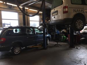 Auto ritošās daļas remonts